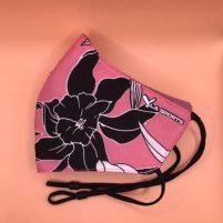 Floral 4Ply Mask Idaman Hati